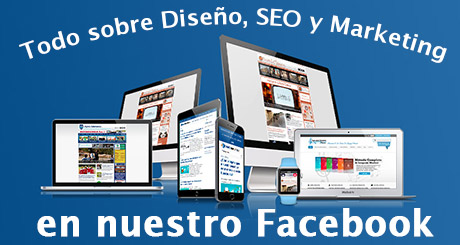 Todo sobre diseño, seo y marketing